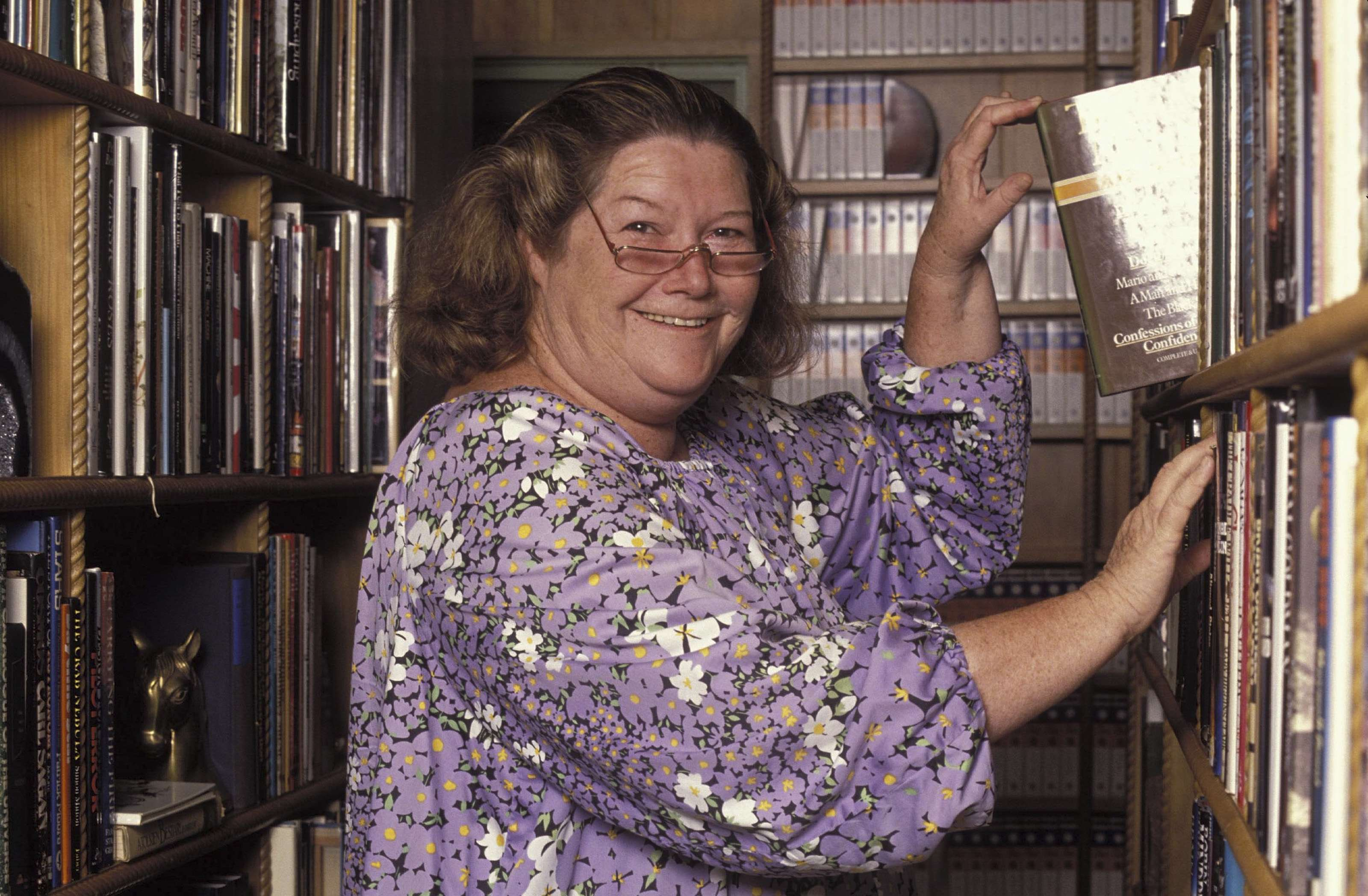Colleen McCullough Foto: Getty Images