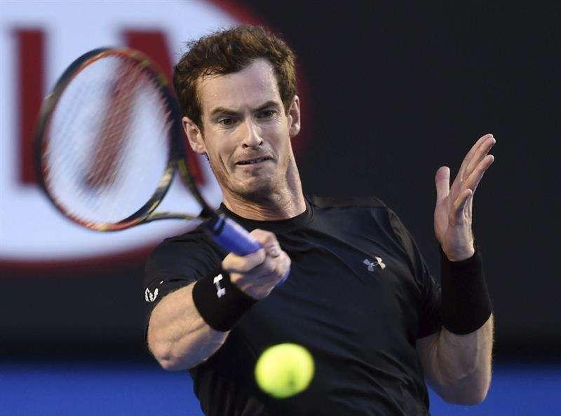 Tras superar a Berdych, Andy Murray está en la final del Open de Australia. Foto: EFE en español