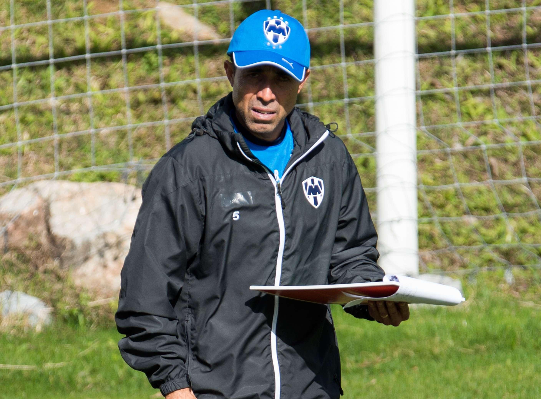 Carlos Barra, director técnico de Rayados. Foto: Mexsport