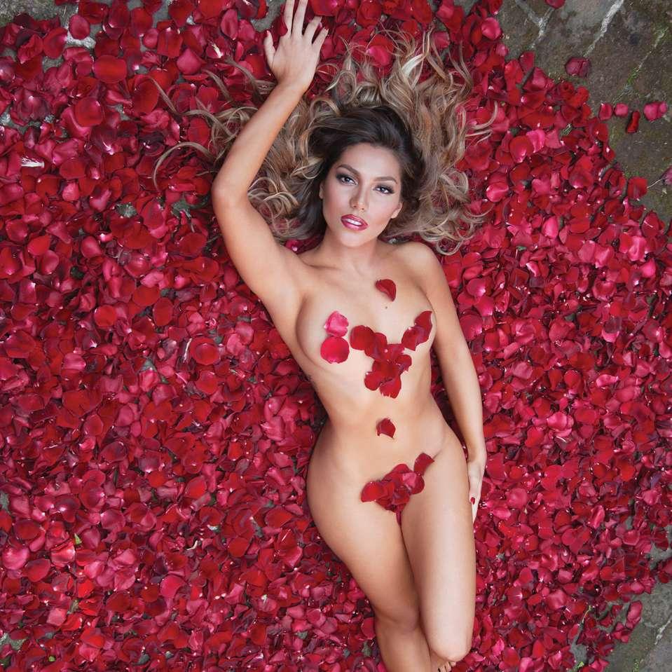Frida Sofía en Playboy. Foto: Playboy