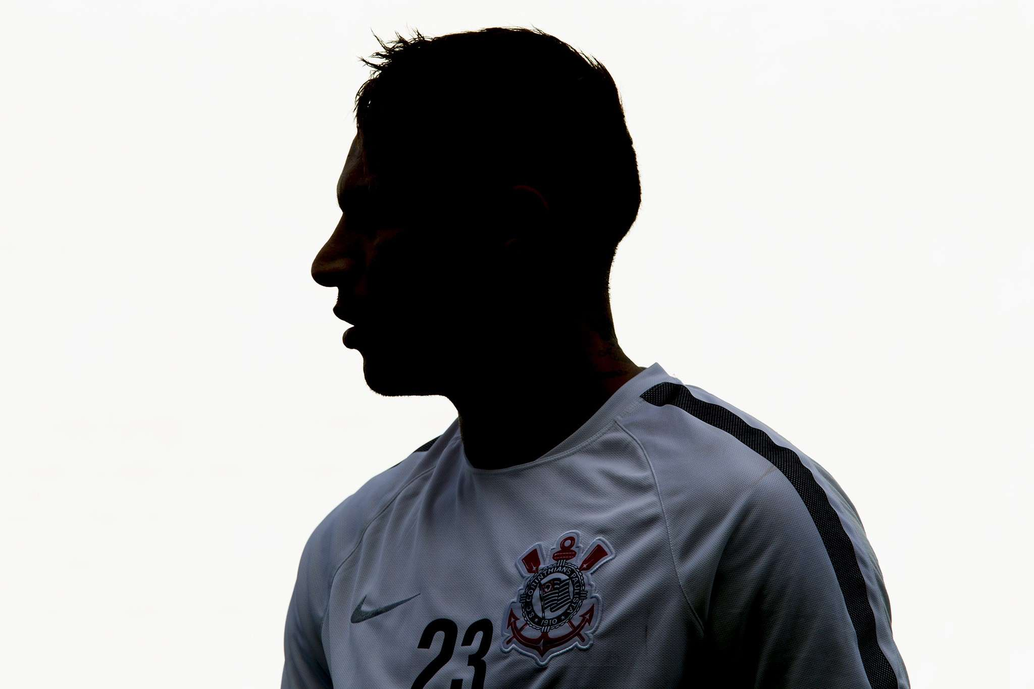 Guerrero participa de treino do Corinthians Foto: Daniel Augusto Jr./Ag. Corinthians