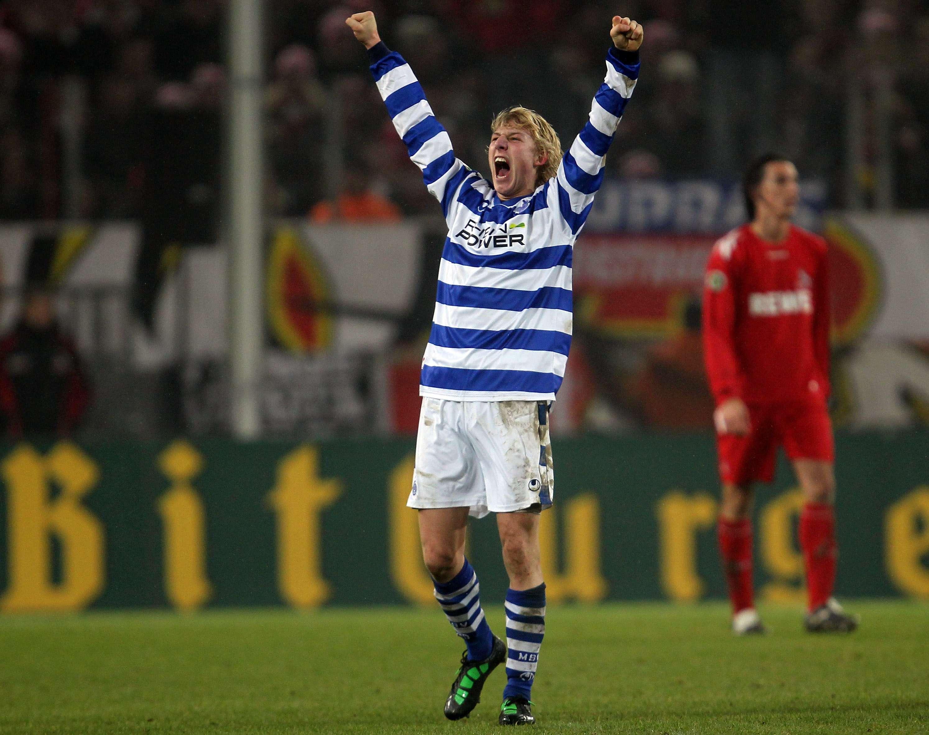 Koch ya tiene experiencia en la máxima categoría de la Bundesliga Foto: Getty Images