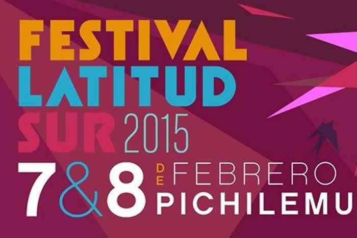 Latitud Festival de Pichilemu iba a ser el 7 y 8 de febrero. Foto: Gentileza