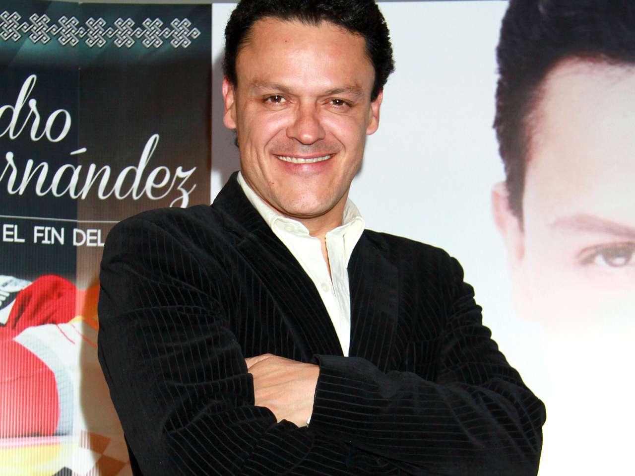 Pedro Fernández sigue entre el escándalo laboral y en su vida personal. Foto: Medios y Media