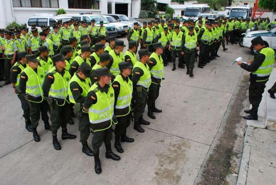 Foto: Policía de Bogotá