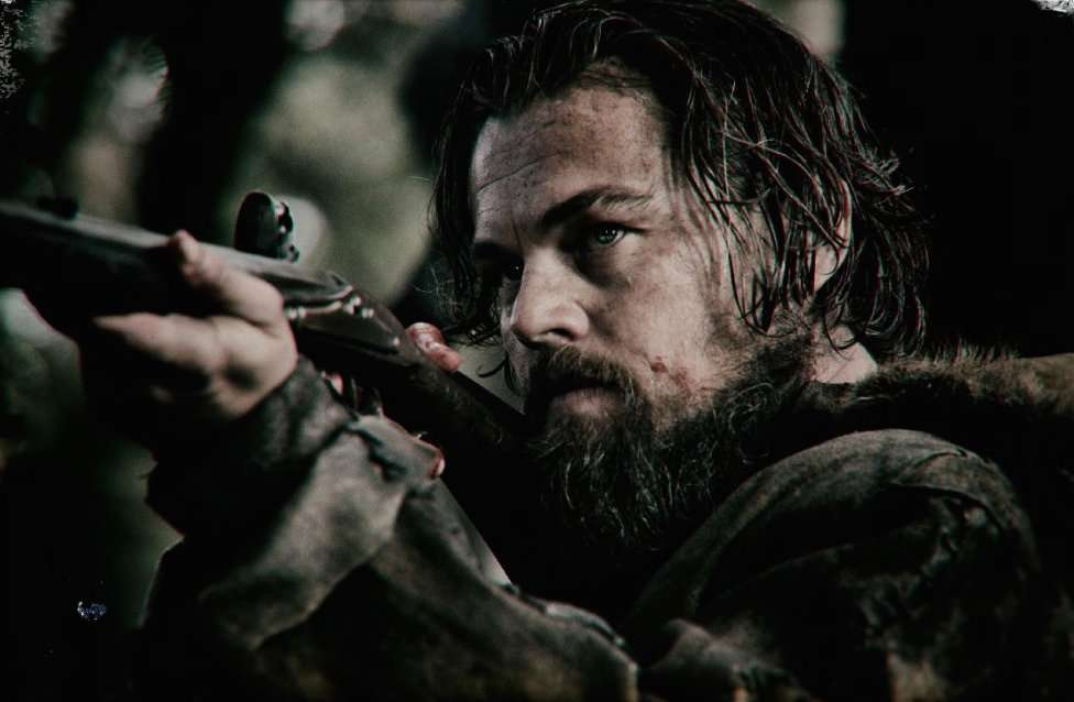 Leonardo DiCaprio en 'The Revenant'. Foto: Kimberley French/Twentieth Century Fox