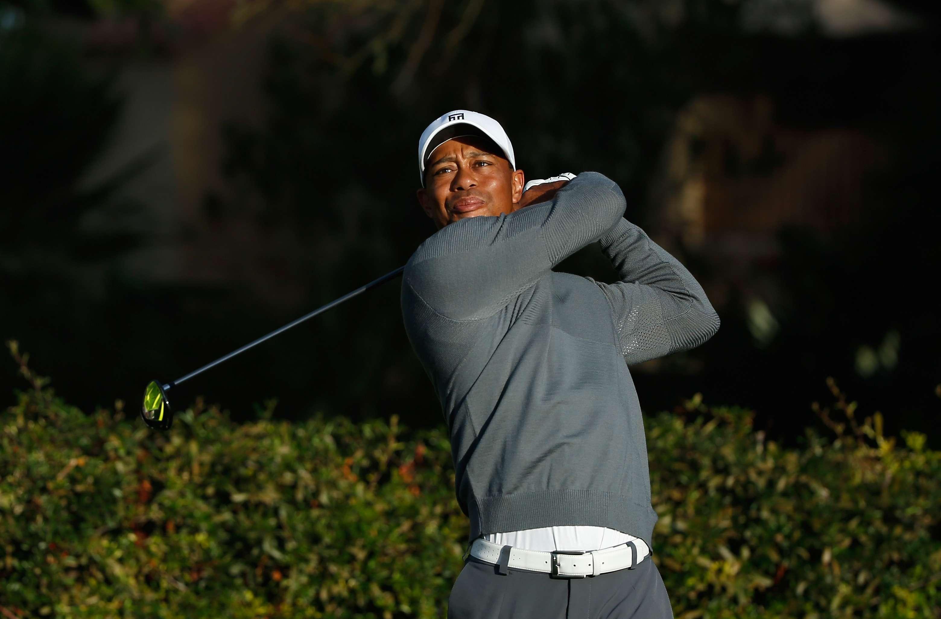Tiger Woods estará jugando en México en el America's Golf Cup. Foto: Getty Images