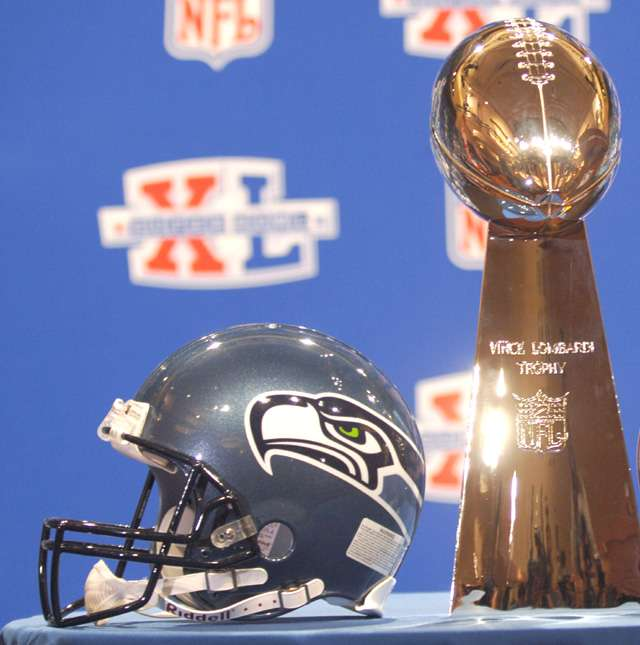 Seattle Super Bowl Foto: Getty Images