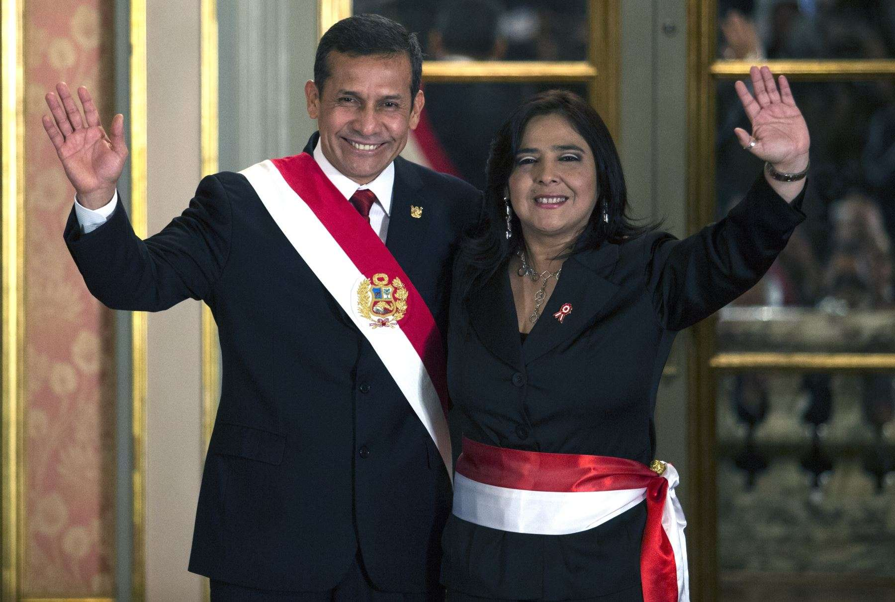 Ana Jara es la presidente del Consejo de Ministros desde julio del 2014. Antes, fue ministra de la Mujer y también de Trabajo. Foto: Andina