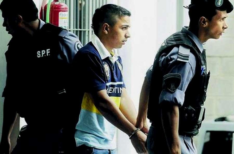 """""""Larry"""" Figueroa, condenado por el crimen de Matías Berardi, ocurrido en 2010, se fugó del penal de Marcos Paz y volvió a delinquir. Foto: NA"""