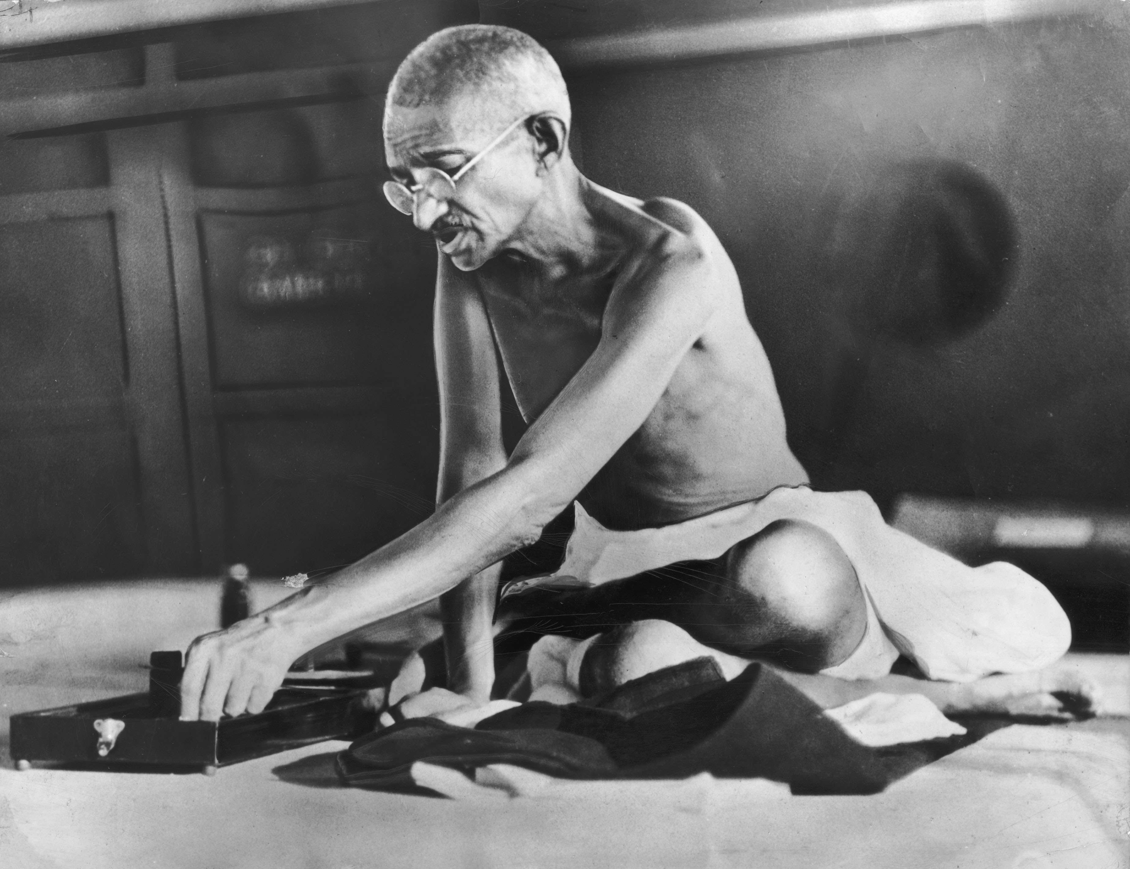 Gandhi Foto: Getty Images