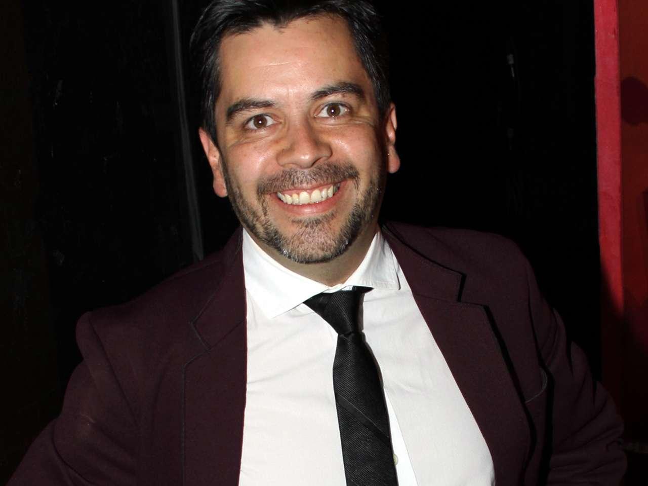 Carlos Espejel Foto: Medios y Media