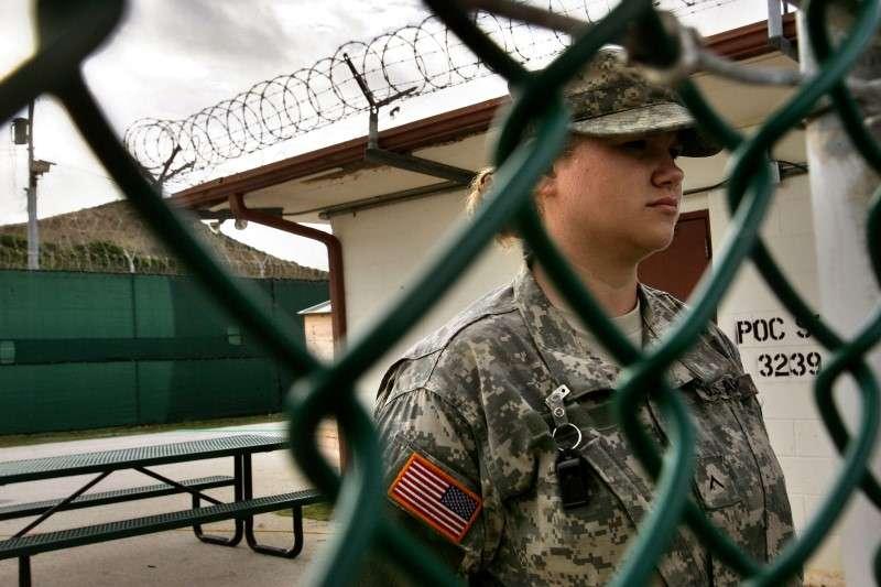 Obama emitiu uma ordem executiva para fechar a prisão de Guantánamo em 2009, mas até agora isso não entrou em ação Foto: Brennan Linsley/Pool/Reuters