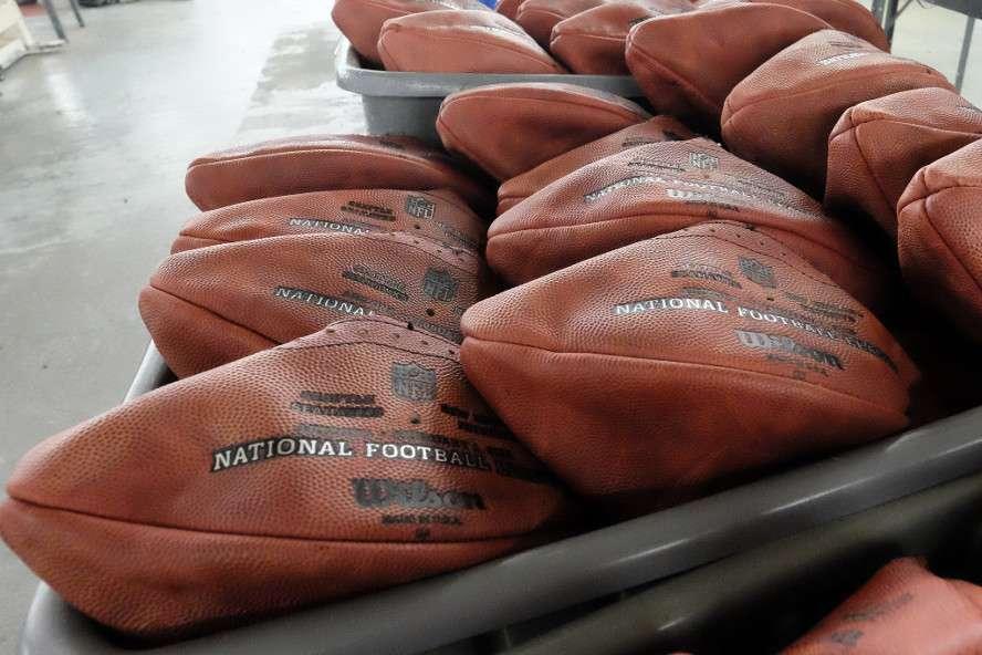 Polémica por los balones desinflados. Foto: Redes sociales