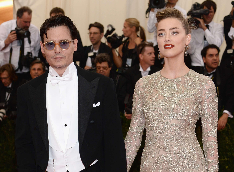 Johnny Depp y Amber Heard se casarían en una ceremonia muy íntima en las Bahamas. Foto: Getty Images