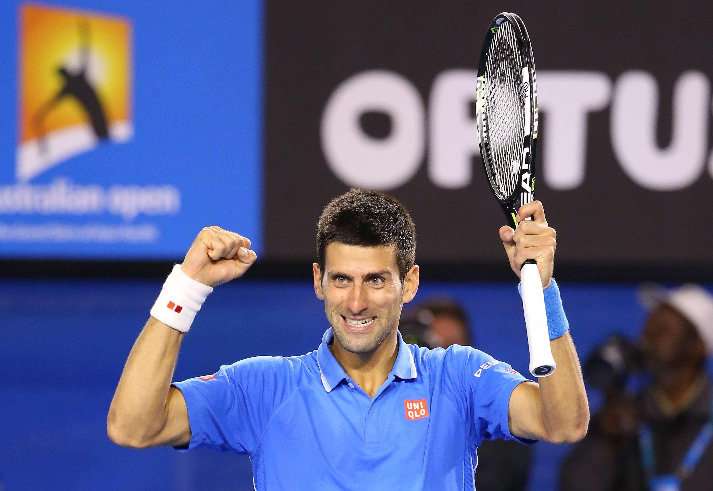 Djokovic se verá las caras con Murray en la final. Foto: Getty Images