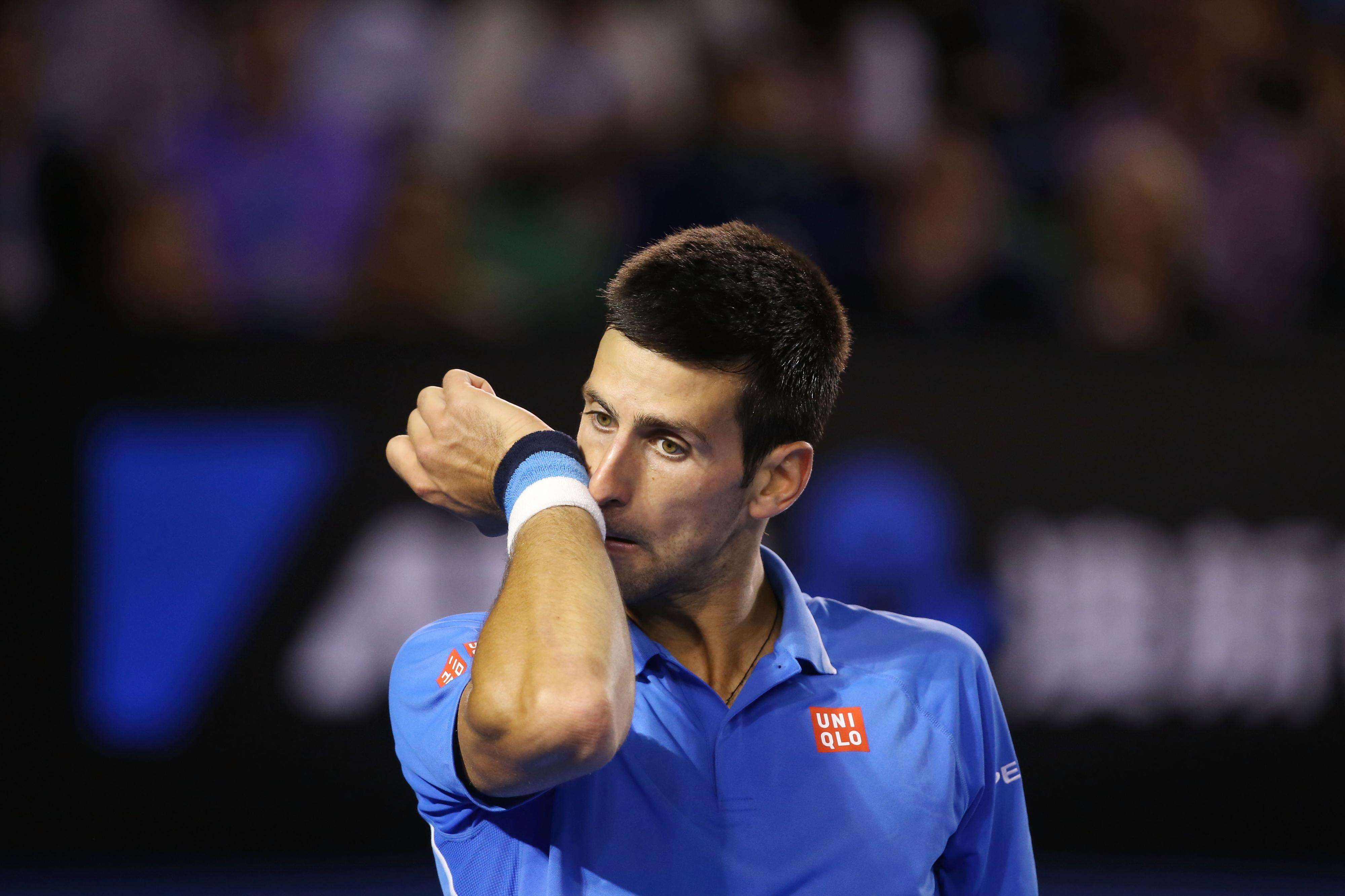 Djokovic fulminó a Wawrinka y se jugará el Open de Australia contra Murray. Foto: Getty Images