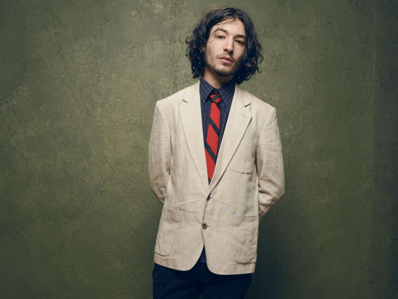 Ezra Miller. Foto: Getty Images