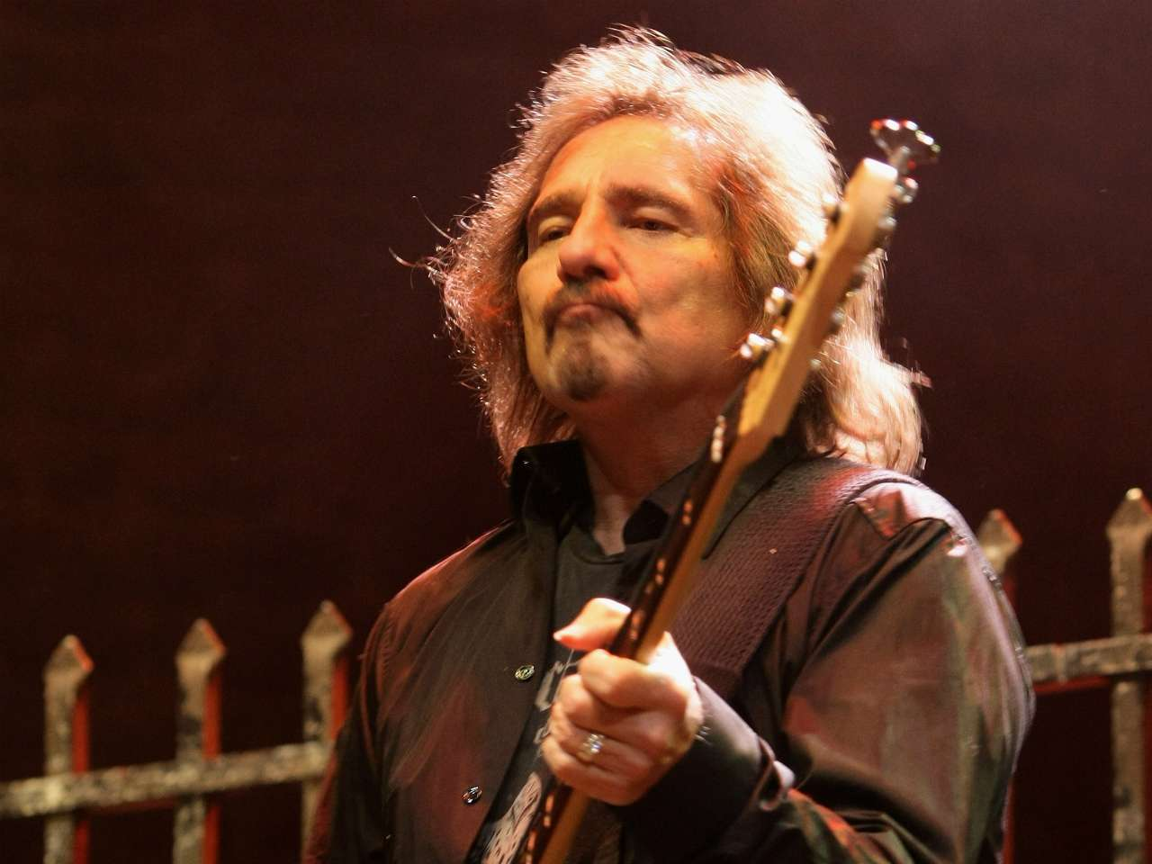 Geezer Butler. Foto: Getty Images