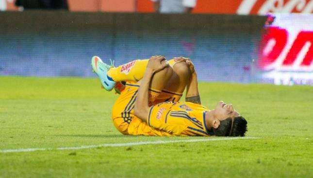 Pulido no tendrá la venia para jugar en Europa. Foto: Mexsport