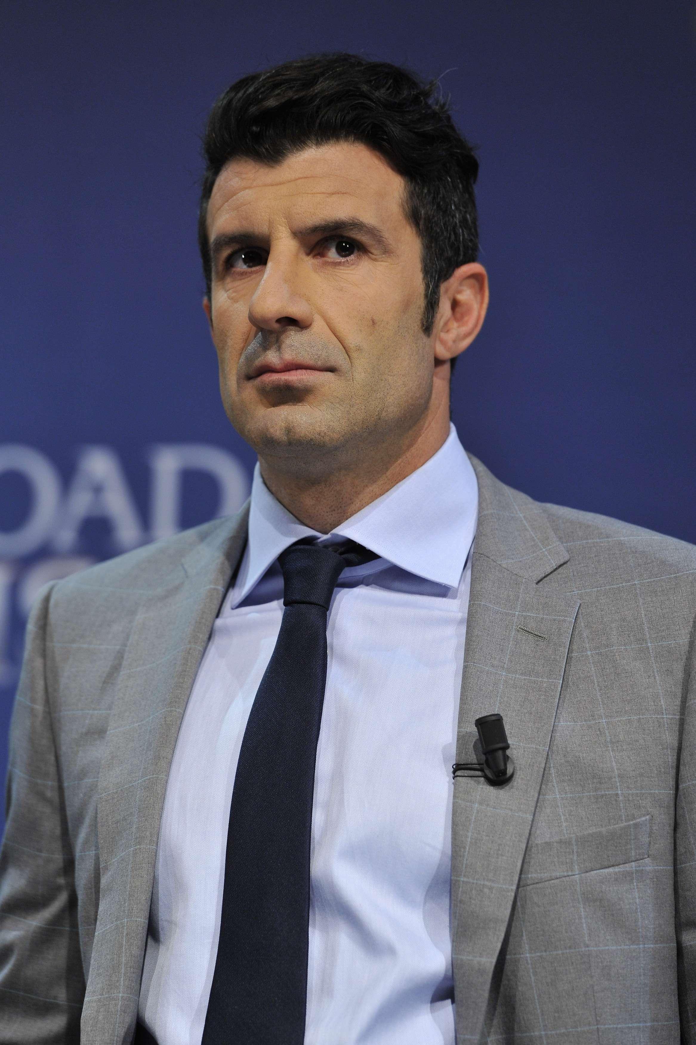 Figo presume que tiene apoyo de varias federaciones. Foto: Getty Images
