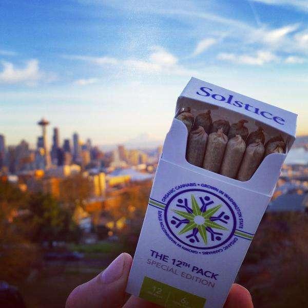 Super Bowl, cigarros de maconha, Seattle Seahawks Foto: Divulgação