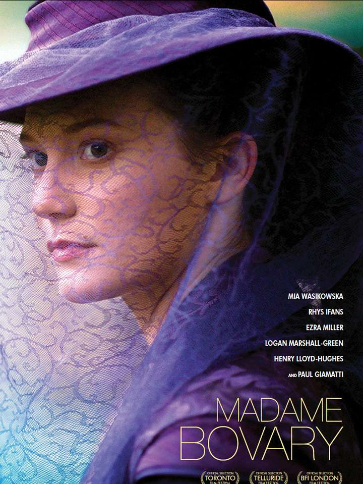'Madame Bovary' se estrenará en cines en 2015. Foto: Scope Pictures