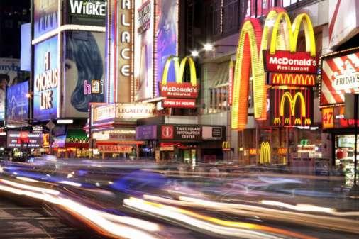El mercado de la firma en Estados Unidos viene cayendo a medida que muchos estadounidenses prefieren cada vez más otras alternativas relativamente baratas, pero que a los ojos de muchos ofrecen más calidad. Foto: Getty Images
