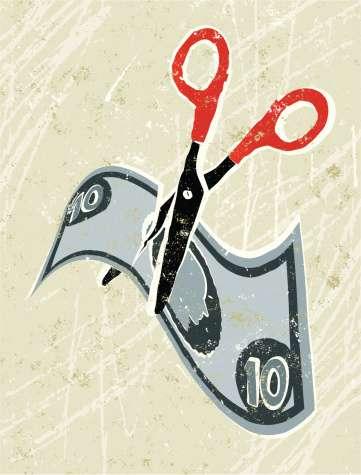 El gasto en comunicación social del gobierno se reducirá un 10 por ciento. Foto: Getty Images