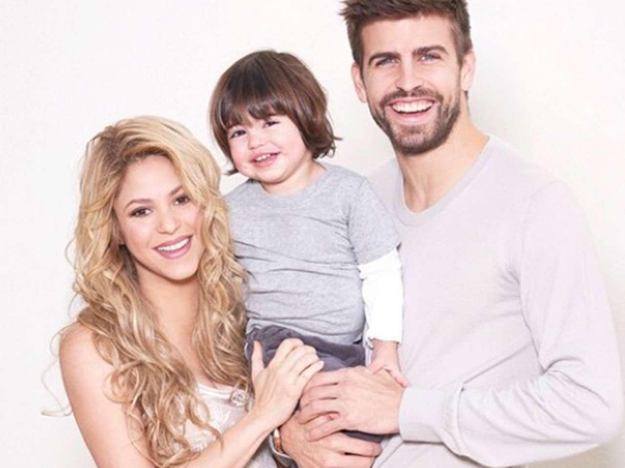 Shakira y Piqué Foto: Instagram Shakira