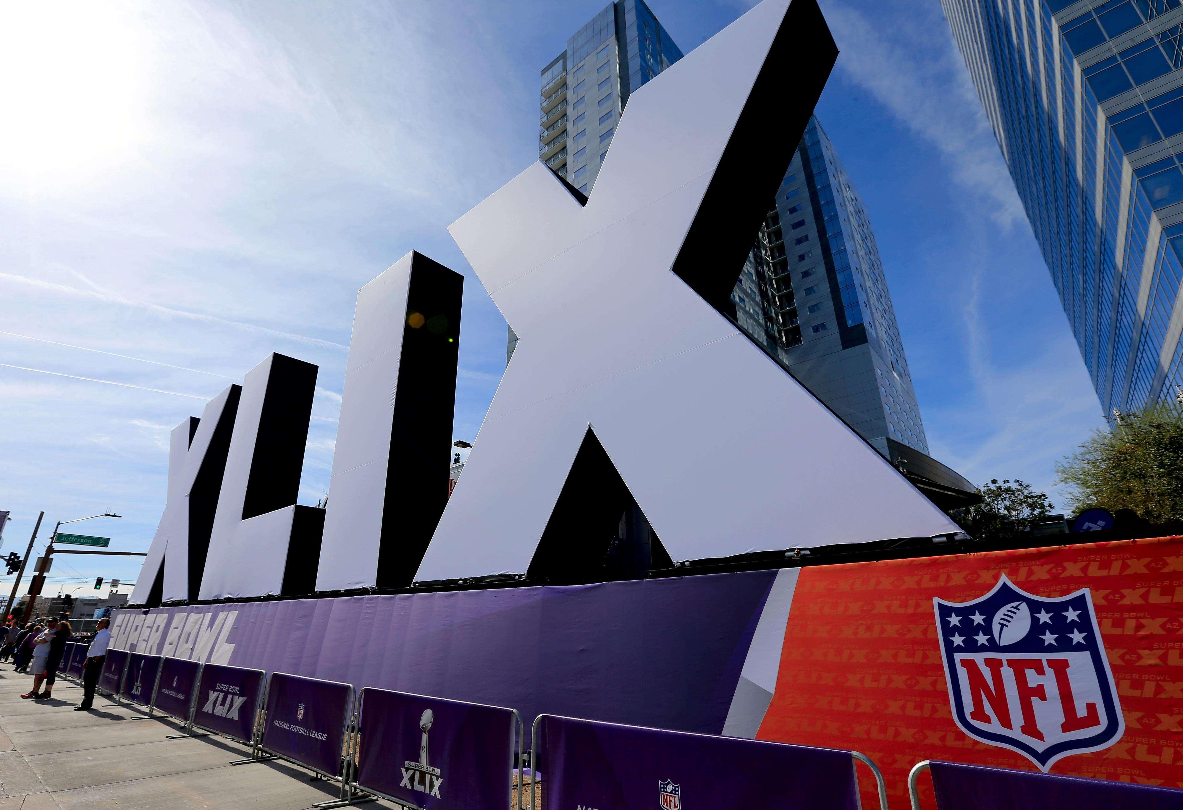 El Super Bowl no sólo es un evento deportivo, también es un acontecimiento social, económico y has cultural Foto: Gettyimages