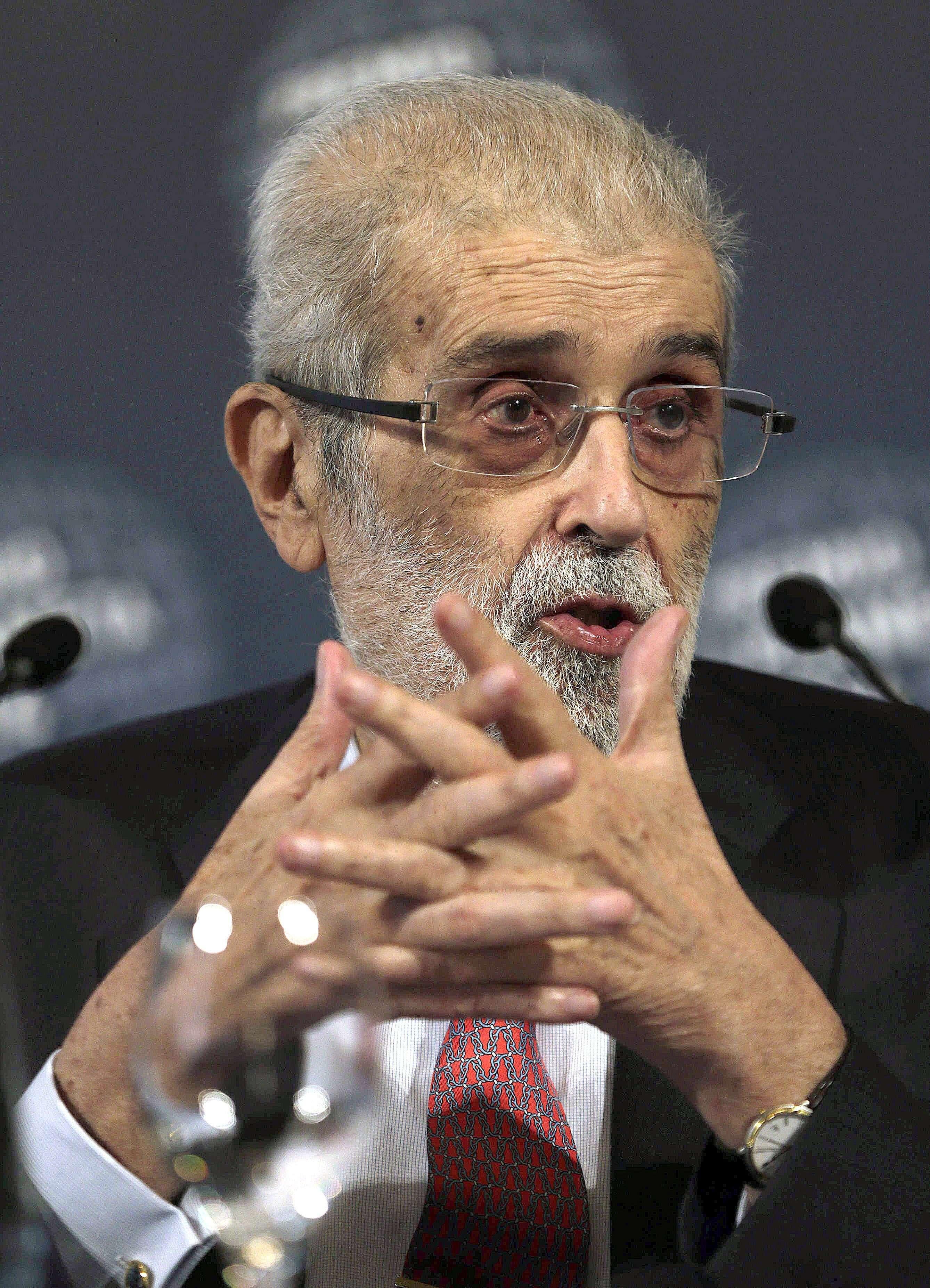 Fotografía de archivo del 14 de octubre de 2014 del empresario y editor del Grupo Planeta José Manuel Lara que ha fallecido hoy en Barcelona a los 68 años. Foto: EFE/Archivo