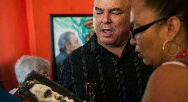 """""""Somos vecinos y podemos producir Coca Cola aquí, podemos producir McDonald's"""", dijo Álex Castro. Foto: Getty Images"""