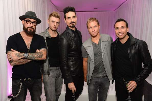 Backstreet Boys. Foto: Getty Images