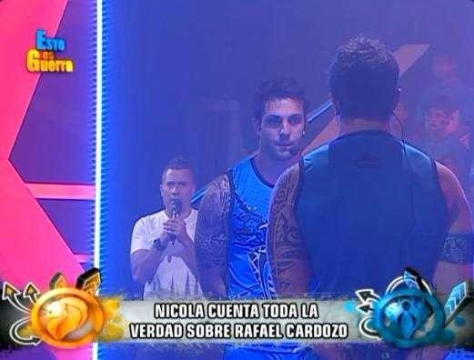 Foto: Twitter @estoesguerra_tv