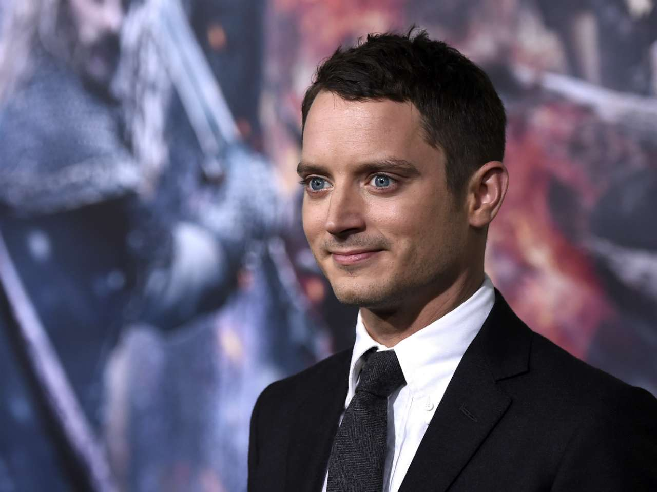 Elijah Wood. Foto: Getty Images