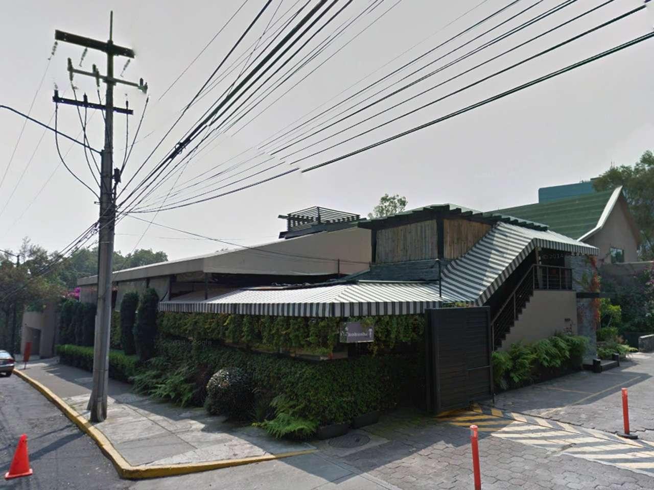 Al lugar se le colocó un sello de área de alto riesgo, aislamiento y suspensión temporal como medida de seguridad por parte de la Álvaro Obregón. Foto: Google Maps