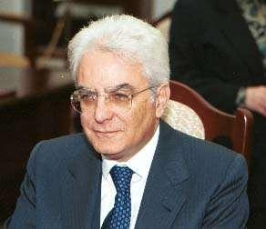 Sergio Mattarella foi eleito neste sábado Foto: Wikimedia