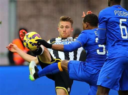 Udinese - Juventus Foto: AP en español
