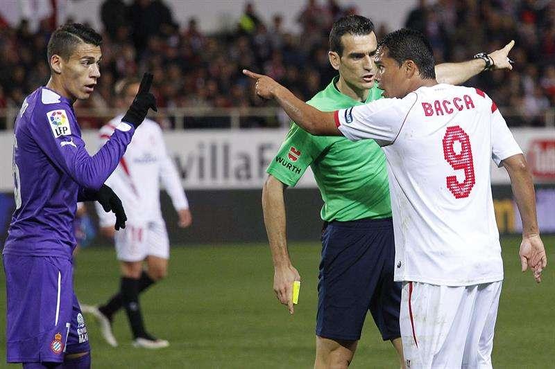 Entre lunes y martes se sabría la magnitud de la lesión de Moreno. Foto: EFE en español