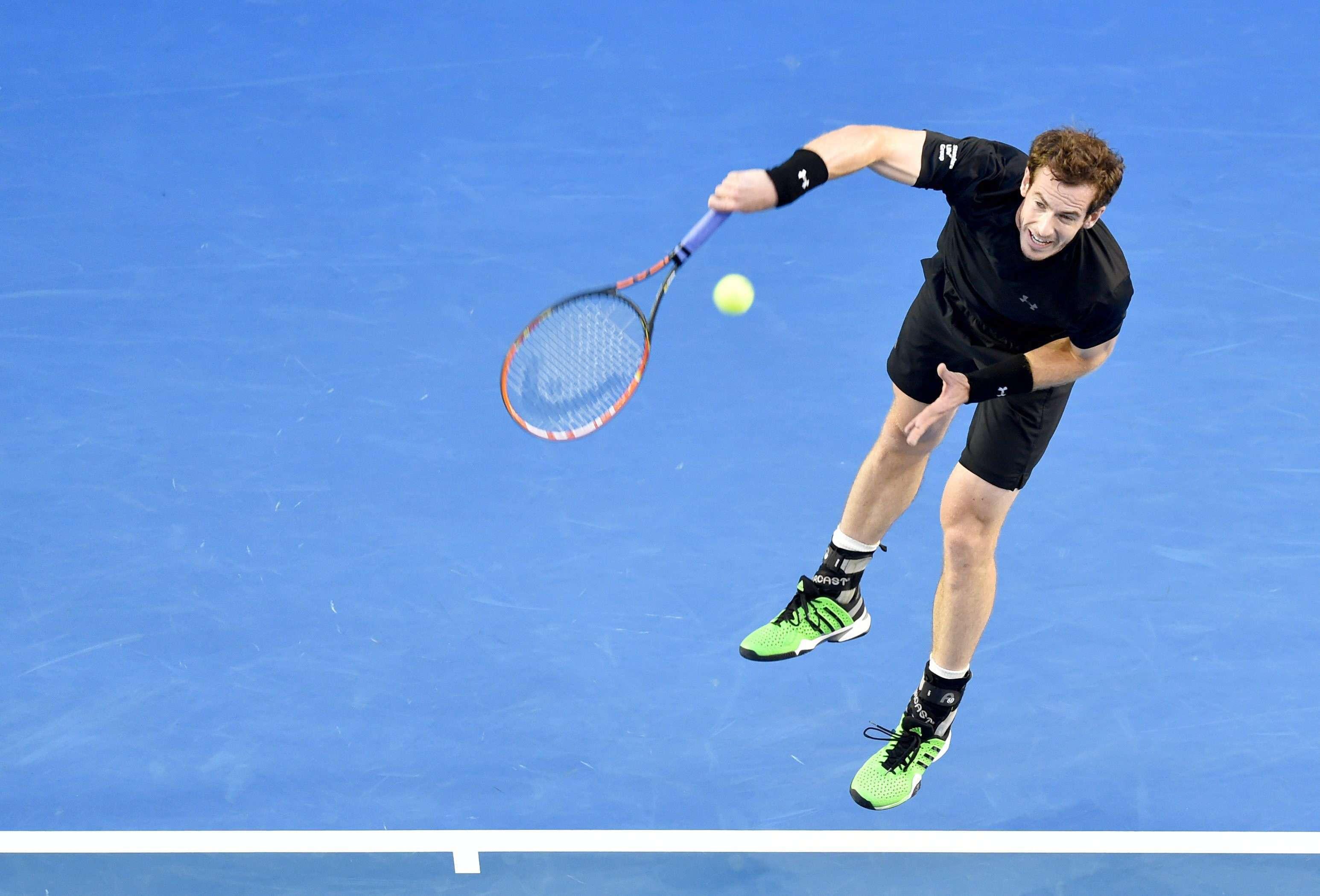 Novak Djokovic vs. Andy Murray. Final del Abierto de Australia de 2015. Foto: EFE en español