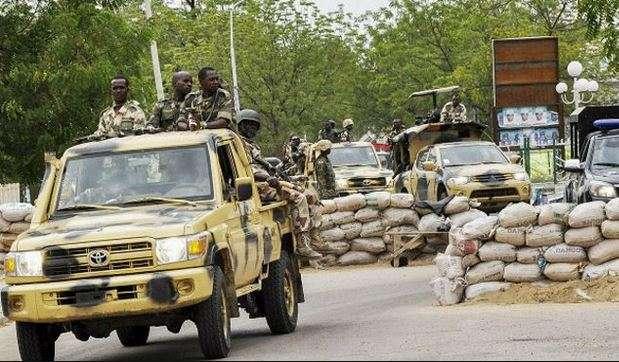 Un soldado nigeriano dijo que los insurgentes estaban tratando de entrar en Maiduguri a través del suburbio de Dalwa. Foto: BBCMundo.com