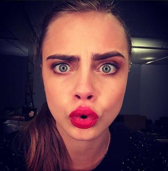 Foto: Instagram/Cara Delevigne