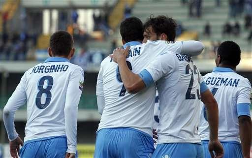 Chievo Verona - Napoli Foto: AP en español