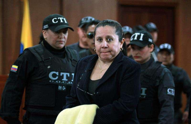 María del Pilar Hurtado Foto: EFE en español