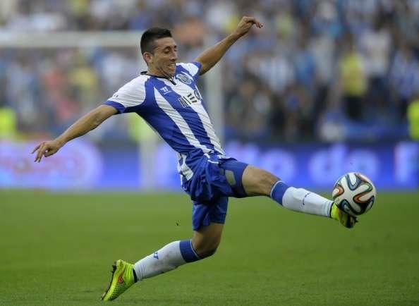 Herrera es medular en el mediocampo del Porto. Foto: Getty Images