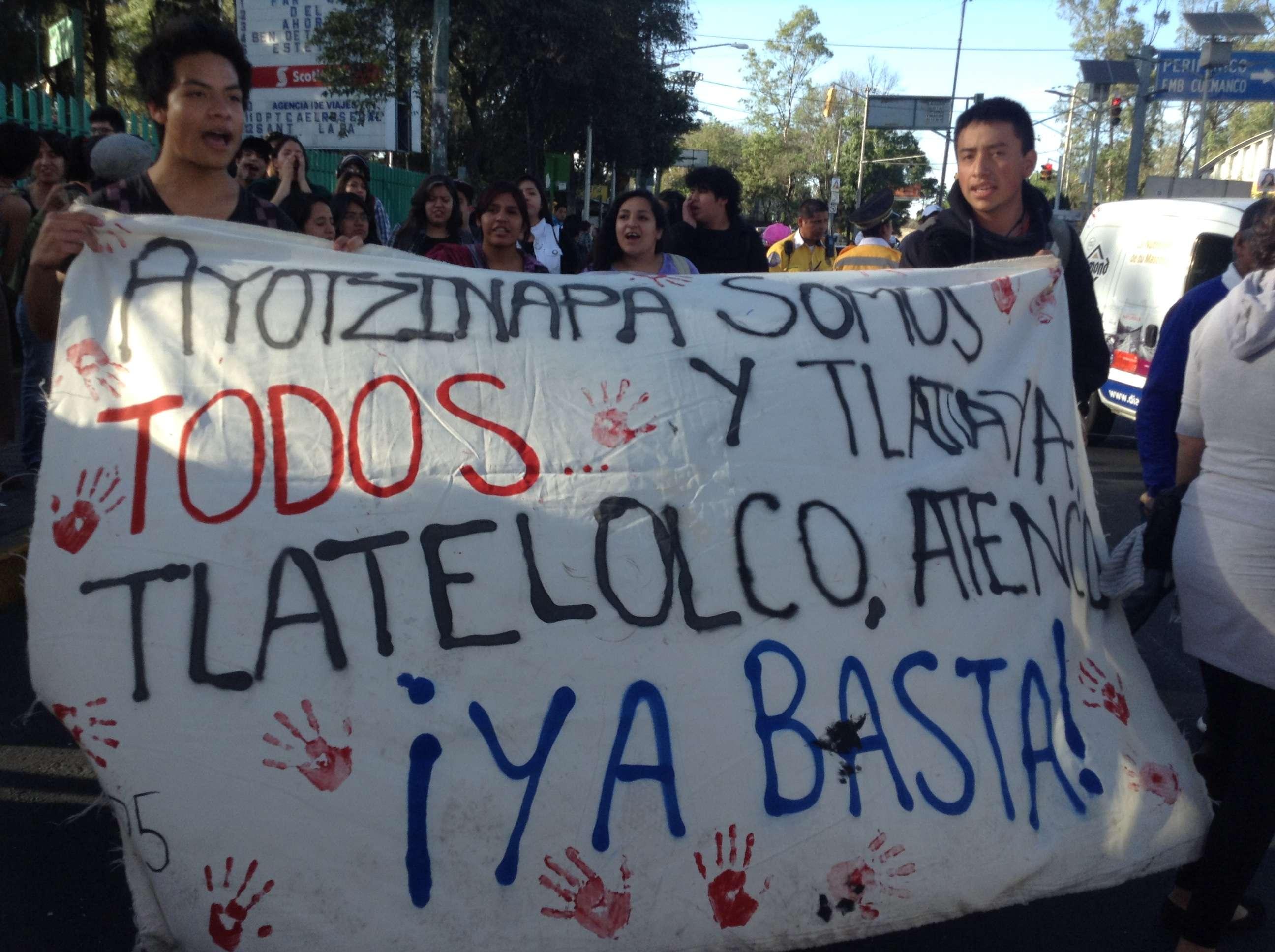 Las principales vialidades de la Ciudad de México, así como diversos servicios de transporte, pueden sufrir afectaciones por las distintas protestas y manifestaciones previstas para hoy. Foto: Verónica Ortiz Narváez/Terra México
