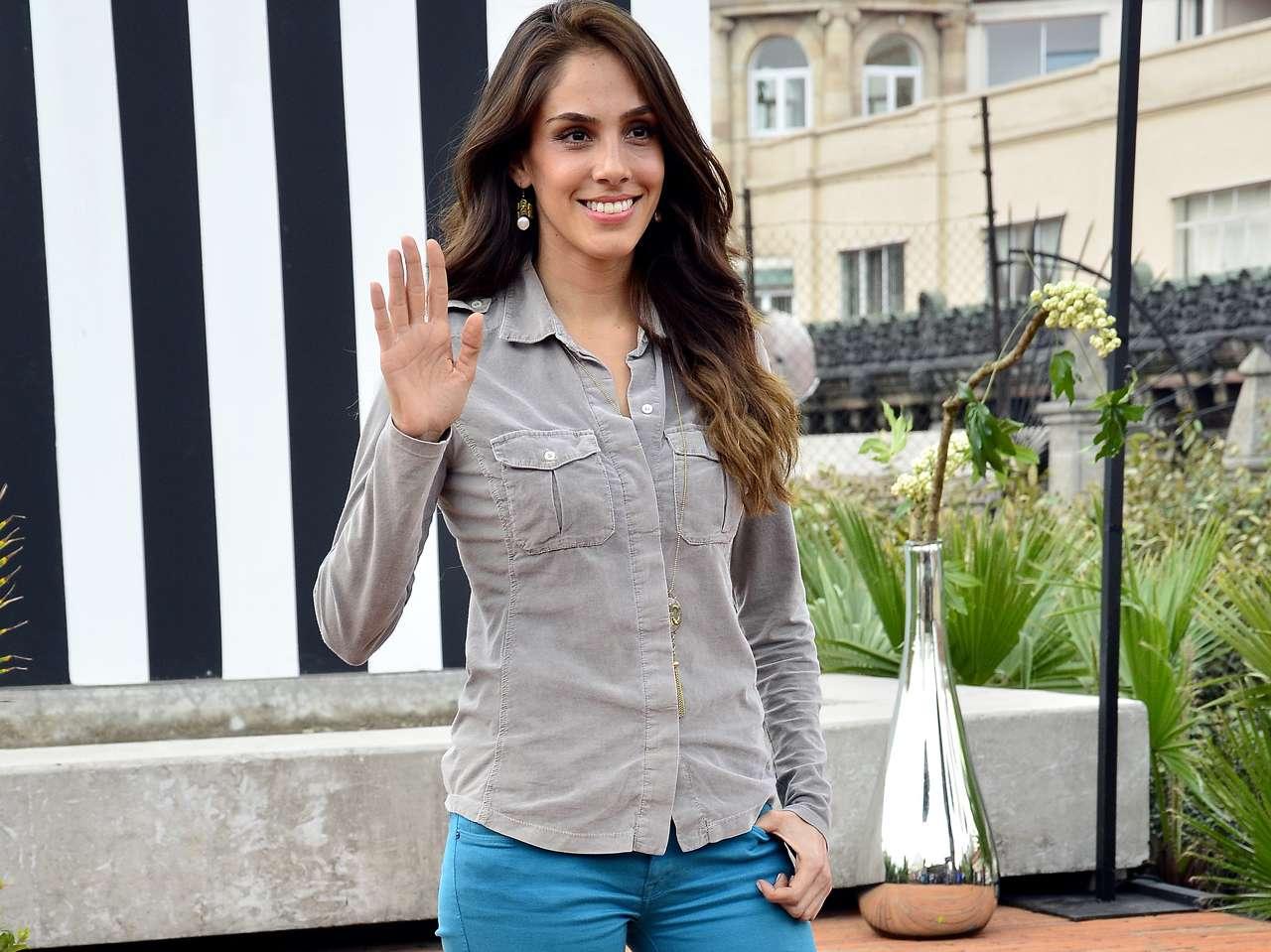Sandra Echeverría ya se encuentra en proceso de postproducción de su película 'Un Novio para mi Mujer'. Foto: Medios y Media