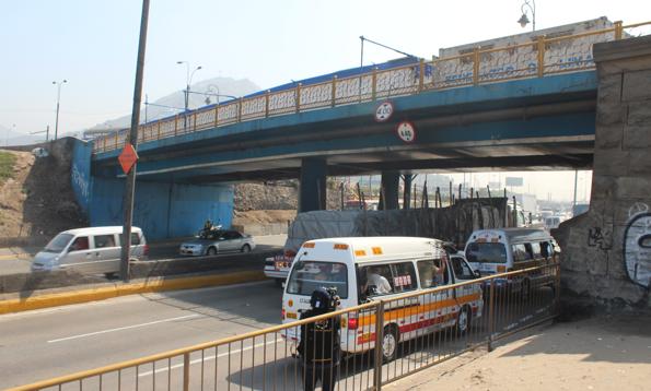 Puente Balta Foto: Gentileza