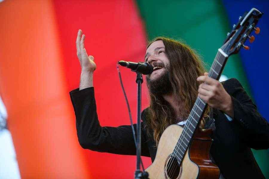 Nano Stern actuará en la última jornada festivalera. Foto: Agencia UNO